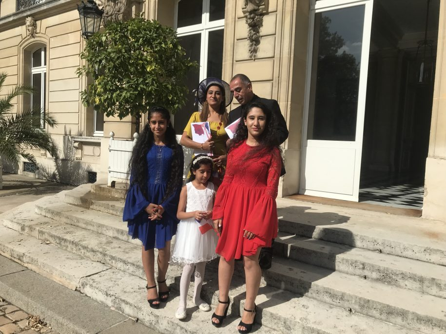 6 famille syrienne